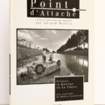 Point d'attache. La Plaine Saint-Denis photographiée par Gérard Monico. Éditions PSD 1993. Couverture. / Photo zookasbooks.