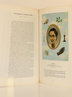Magritte 1898-1967 Catalogue du centenaire. Ludion / Flammarion 1998. Pages intérieures.