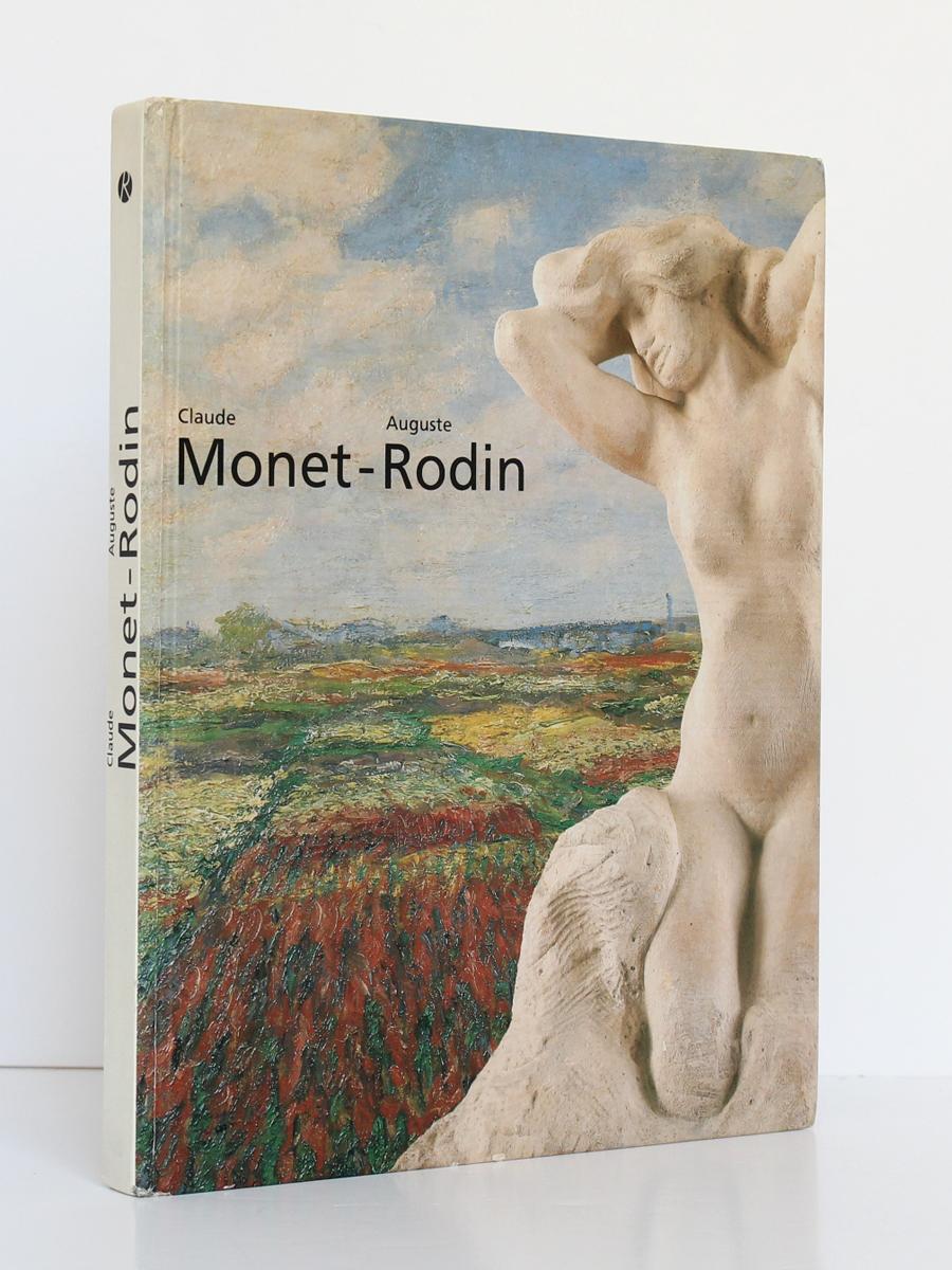 Monet - Rodin Centenaire de l'exposition de 1889. Couverture.