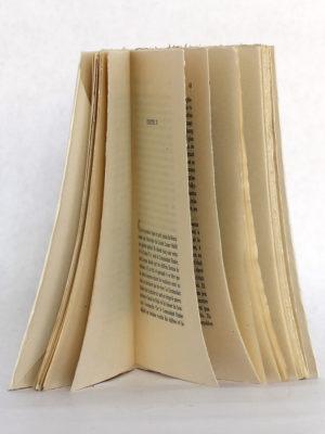Nuits noires, John Steinbeck. Éditions de Minuit, 1945. Pages intérieures.