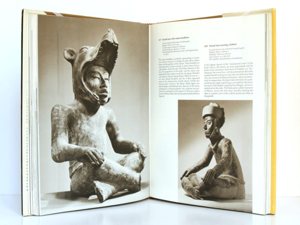 Before Cortès Sculpture of Middle America. The Metropolitan Museum of Art 1971. Pages intérieures.