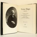 Victor Hugo Dessins, textes de Gaétan PICON et Henri FOCILLON. nrf-Gallimard, 1985. Frontispice et page titre.