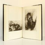 Victor Hugo Dessins, textes de Gaétan PICON et Henri FOCILLON. nrf-Gallimard, 1985. Pages intérieures.