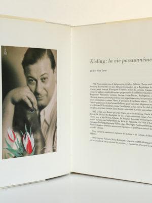Kisling Centenaire 1991. Galerie Daniel Malingue. Pages intérieures.