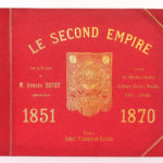 Le Second Empire (1851-1870), Armand Dayot. Flammarion, sans date. Premier plat.