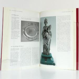 Les Orfèvres de haute Bretagne, Jean-Jacques RIOULT, Sophie VERGNE. Presses Universitaires de Rennes, 2006. Pages intérieures.
