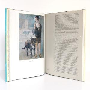 Picasso La quête perpétuelle, Anatoli PODOKSIK. Éditions Cercle d'Art, 1989. Pages intérieures 1.