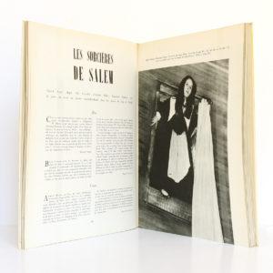Théâtre de France V. Les Publications de France, 1955. Pages intérieures.