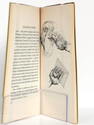 Traité du burin, Albert FLOCON. Illustré par l'auteur. Clancier-Guenaud, 1982. Pages intérieures.
