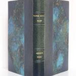 Auguste Rodin, Rainer-Maria RILKE. Éditions Émile-Paul Frères, 1928. Reliure : dos et plats.