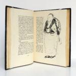 Boubouroche, Philosophie, Georges COURTELINE. Illustré par DUNOYER DE SEGONZAC. Librairie de France, 1931. Pages intérieures 1.