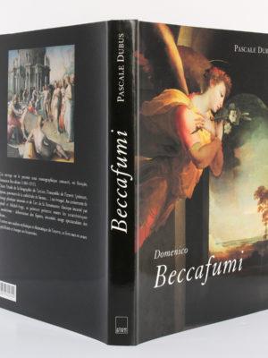 Domenico Beccafumi, par Pascale DUBUS. Adam Biro, 2000. Jaquette : dos et plats.