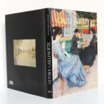Gustave Caillebotte, Marie-Josèphe DE BALANDA. Edita 1988. Jaquette : dos et plats.