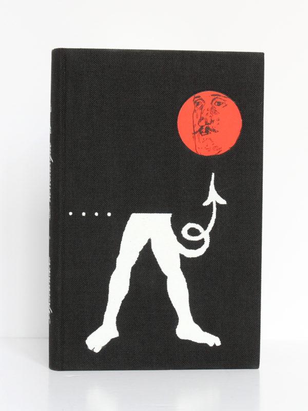 L'Hérésiarque et Cie, Guillaume Apollinaire. Le club français du livre, 1954. Couverture.