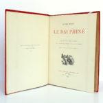Le Dauphiné, Gaston DONNET. Éditions d'art L.-H. May, sans date [1900]. Page titre.