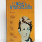 Le Regard bleu d'Arthur Rimbaud, Claude JEANCOLAS. ÉDITIONS F.V.W. 2007. Couverture.