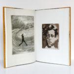 Le Regard bleu d'Arthur Rimbaud, Claude JEANCOLAS. ÉDITIONS F.V.W. 2007. Pages intérieures.
