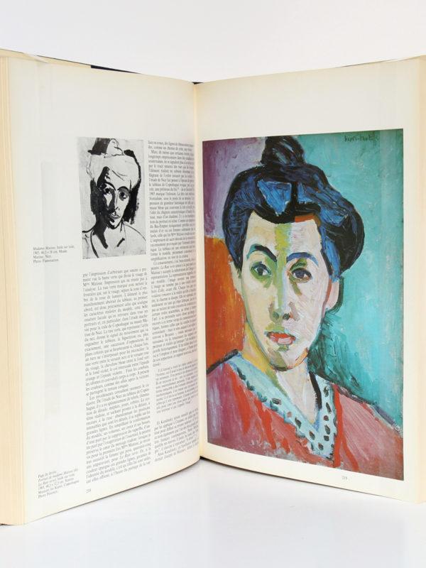 Matisse, Pierre SCHNEIDER. Flammarion, 1984. Pages intérieures 1.
