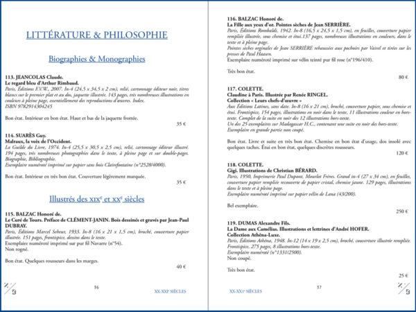 Catalogue Janvier 2017 Librairie Zooka's Books