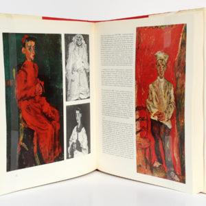Soutine Peintre du déchirant, Pierre COURTHION. Edita-Denoël, 1972. Pages intérieures 1.
