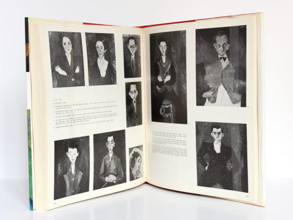 Soutine Peintre du déchirant, Pierre COURTHION. Edita-Denoël, 1972. Pages intérieures 2.
