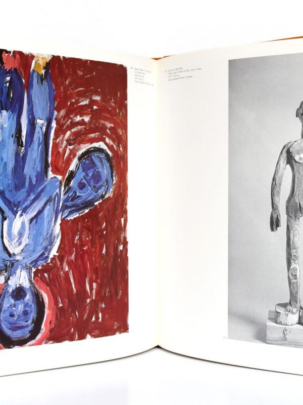 Baselitz, Andreas FRANZKE. Éditions Cercle d'Art, 1989. Pages intérieures 2.