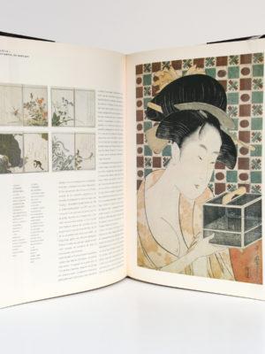 L'estampe japonaise, Nelly DELAY. Hazan, 1993. Pages intérieures.