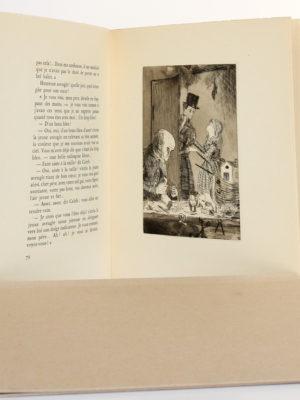 Le Grillon du foyer Conte de Noël, Charles DICKENS. Textes et Prétextes, sans date. Pages intérieures 2.