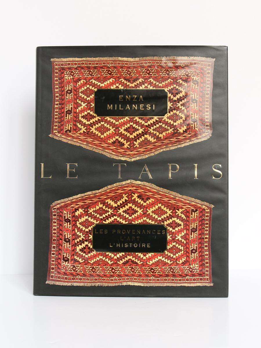 Le Tapis, Enza Milanesi. Gründ, 1999. Couverture.