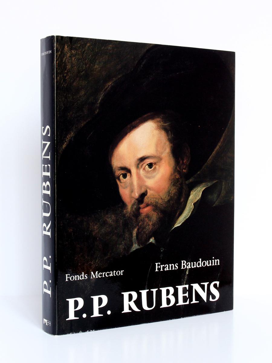 Pietro Pauolo Rubens, Frans BAUDOUIN. Fonds Mercator, 1977. Couverture.