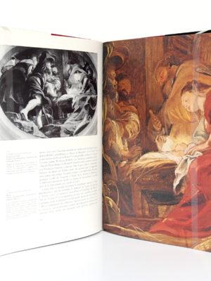Pietro Pauolo Rubens, Frans BAUDOUIN. Fonds Mercator, 1977. Pages intérieures.