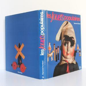 Les jouets populaires, Raymond HUMBERT. Messidor / Temps actuel, 1983. Jaquette : dos et plats.