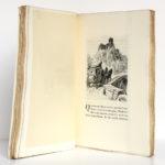 Adolphe, Benjamin CONSTANT, illustrations Pierre GANDON. À la Société d'édition «Le Livre», 1930. Pages intérieures.