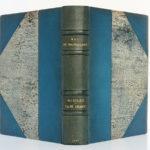 Au Soleil - La Vie errante, Guy de Maupassant. Illustrations de VERGÉ-SARRAT. Librairie de France, 1935. Reliure : dos et plats.