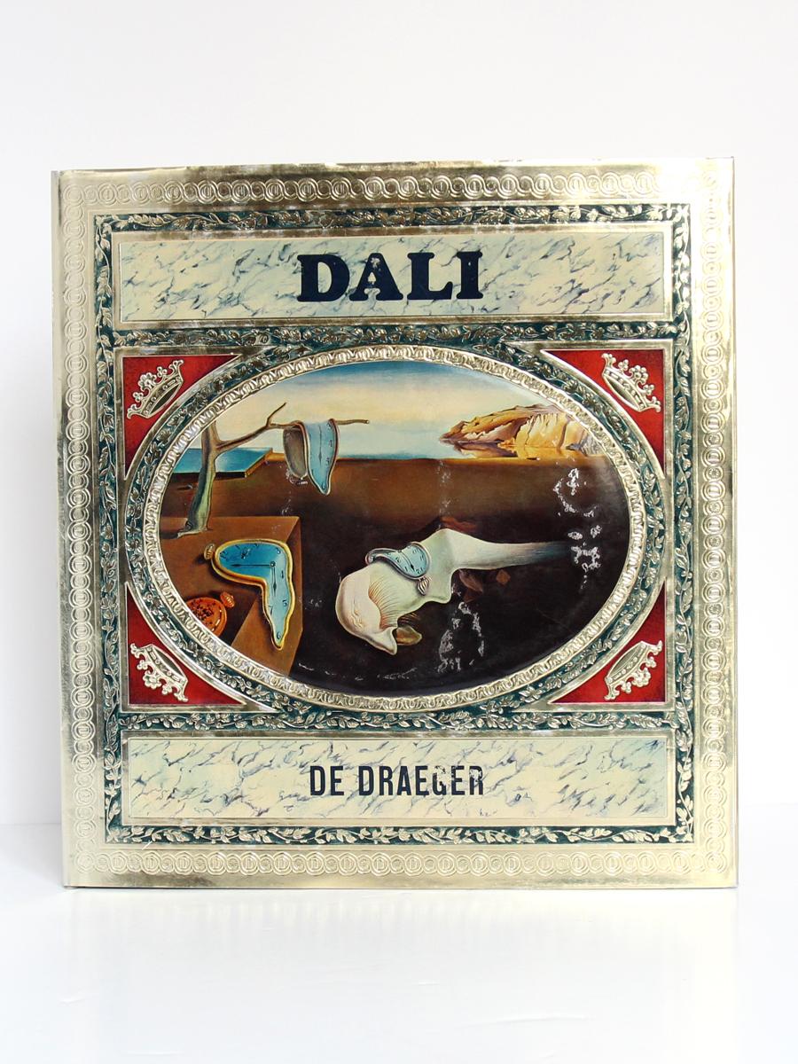Dali, Max Gérard. De Draeger, 1968. Couverture.