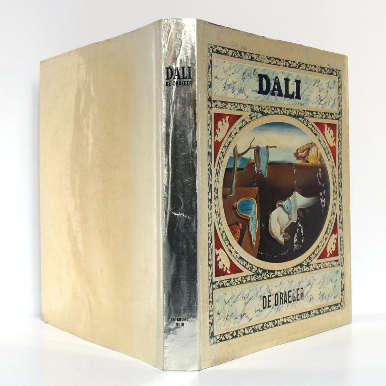 Dali, Max Gérard. De Draeger, 1968. Couverture : dos et plats.