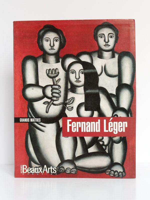 Fernand Léger. Paris, Beaux-Arts Magazine, 1997. Couverture.