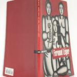 Fernand Léger. Paris, Beaux-Arts Magazine, 1997. Couverture : dos et plats.