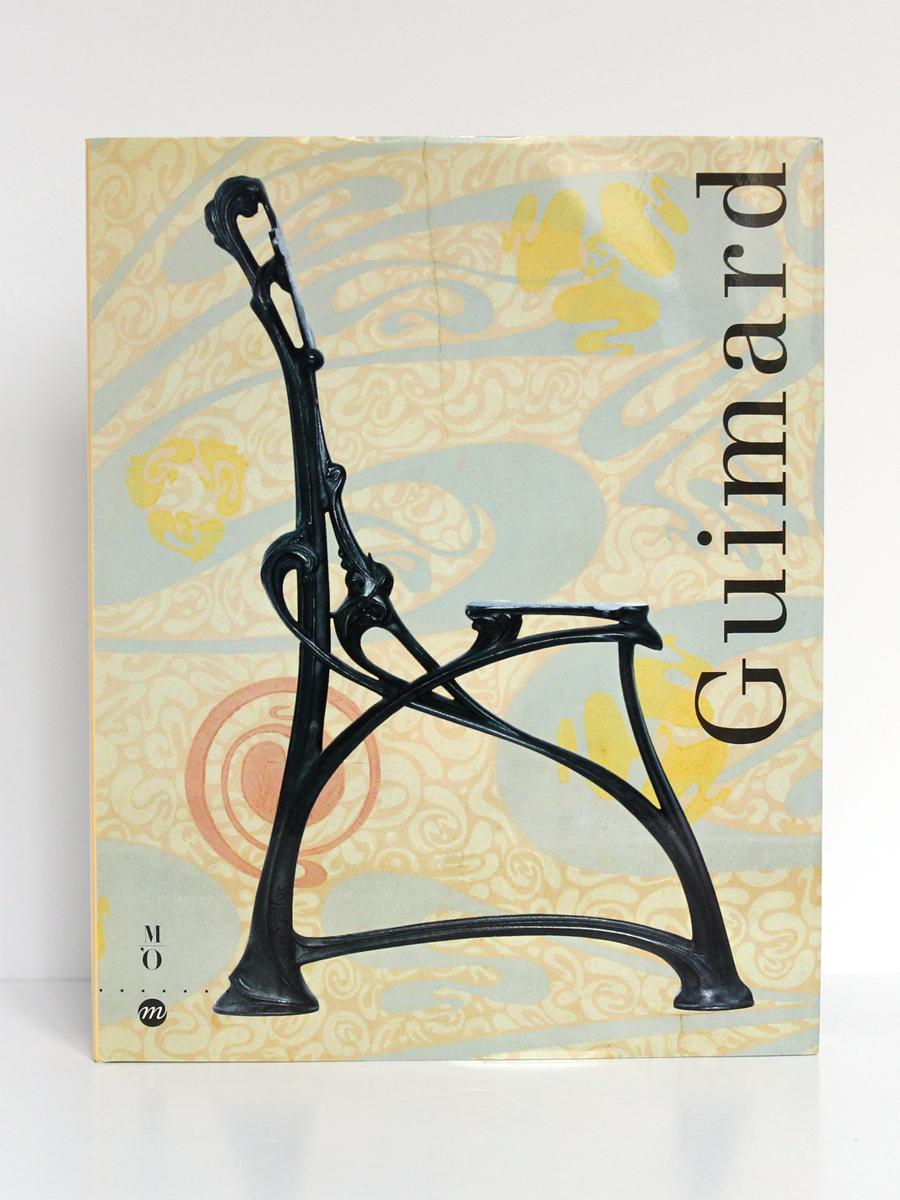 Guimard. Éditions de la Réunion des musées nationaux, 1992. Couverture.
