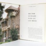 Guimard. Éditions de la Réunion des musées nationaux, 1992. Pages intérieures 1.
