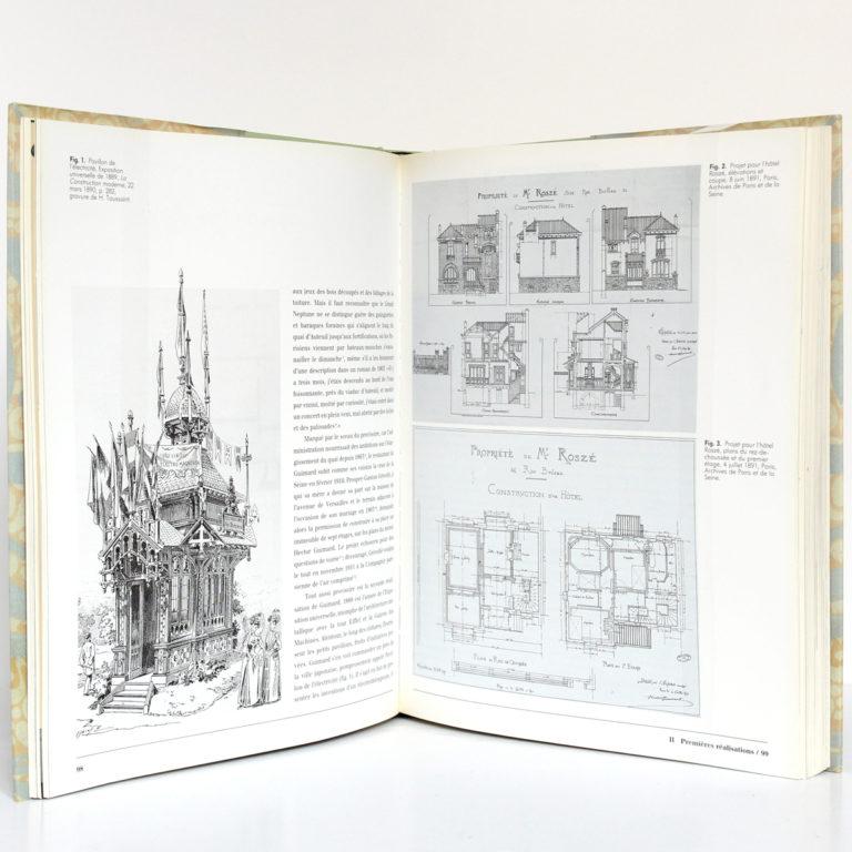 Guimard. Éditions de la Réunion des musées nationaux, 1992. Pages intérieures 2.