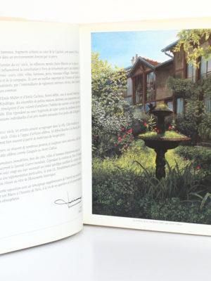Hameaux, villas et cités de Paris. Action artistique de la ville de Paris, 1988. Pages intérieures 1.