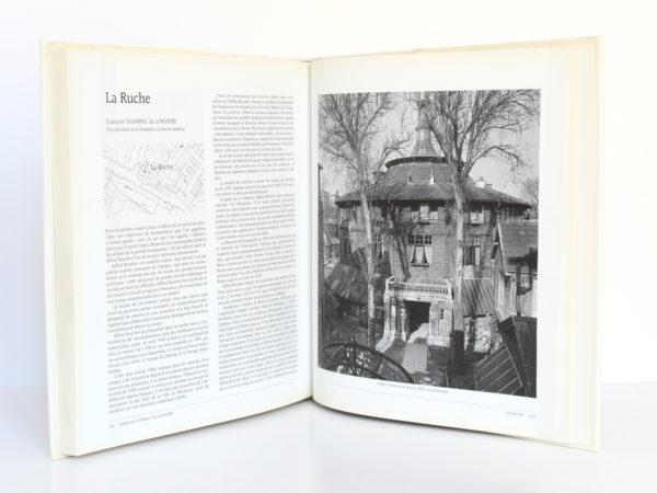 Hameaux, villas et cités de Paris. Action artistique de la ville de Paris, 1988. Pages intérieures 2.
