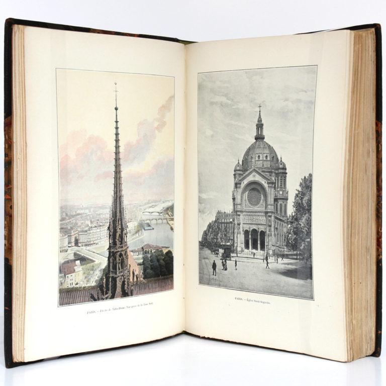 La France du Nord, Ch. BROSSARD. Flammarion éditeur, 1900. Pages intérieures 1.