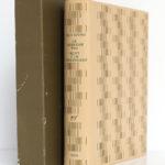 Le Bonheur fou - Mort d'un personnage, Jean GIONO. Illustrations de Yves BRAYER. nrf-Gallimard, 1965. Livre et étui.