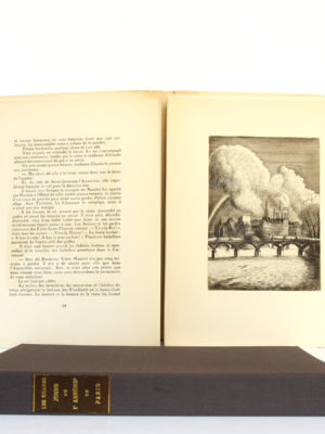 Les grands Jours du 1er arrondissement de Paris. Comité de Libération du 1er arrondissement. Sans date [1945] . Pages intérieures.