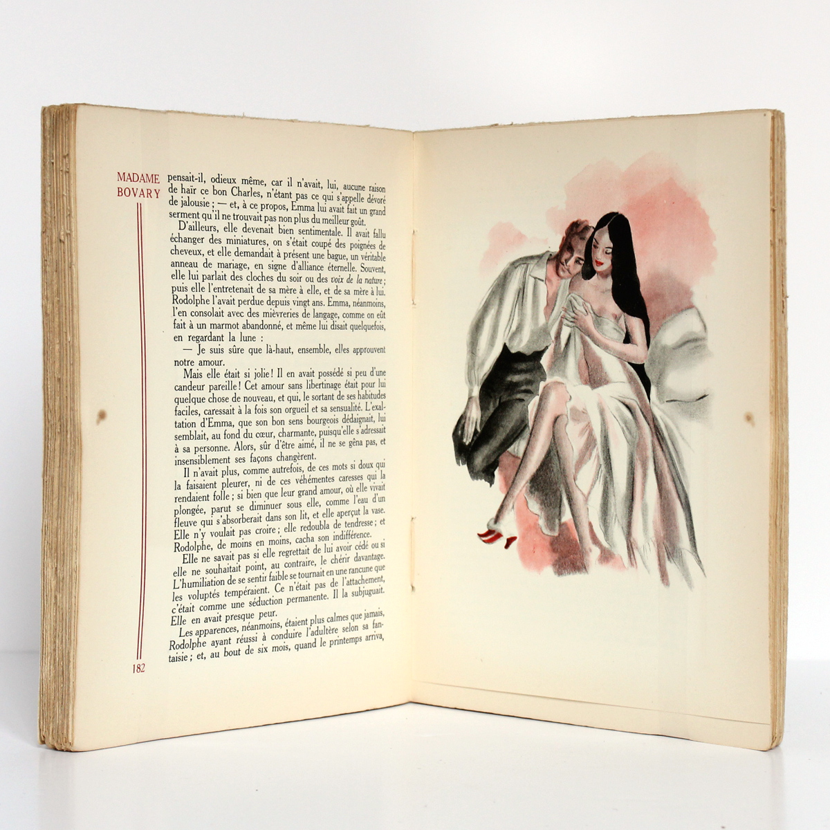 gustave flaubert and madame bovary essay In the novel, 'madame bovary,' gustave flaubert emphasises the importance of  social class: all of the characters have a place in the social hierarchy, with.