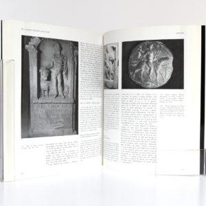 Mythes et dieux de la Gaule I - Les Grandes Divinités masculines, Jean-Jacques HATT. Éditions Picard, 1989. Pages intérieures.
