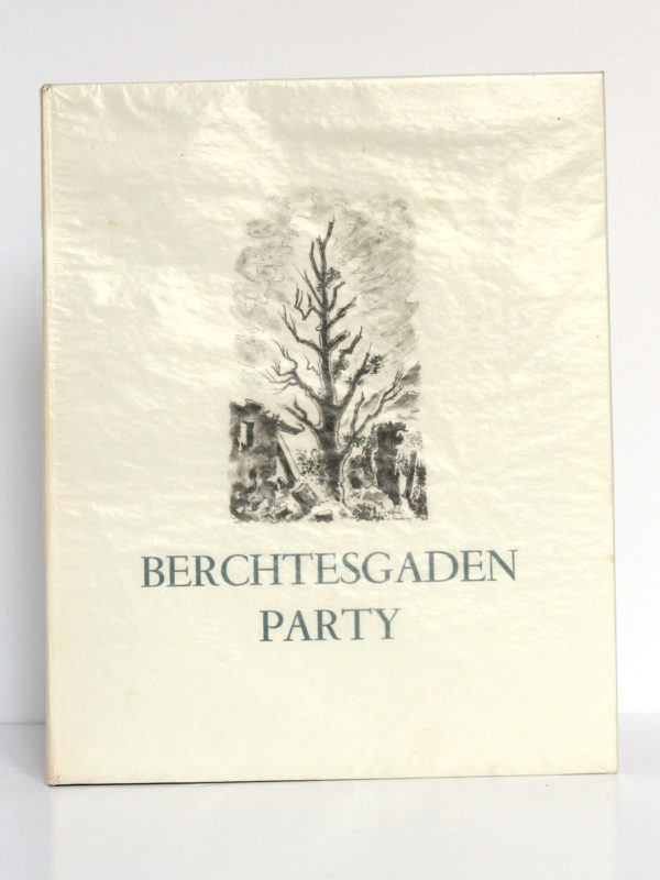 Berchtesgaden Party, André HAMBOURG, 1947. Couverture.