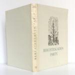 Berchtesgaden Party, André HAMBOURG, 1947. Couverture : dos et plats.